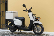 Rent a scooter for couriers, food delivery Moscow