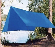 Awning canopy shelter for hiking tourism Moscow