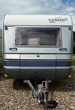 Lease of the four-seat Fendt caravan
