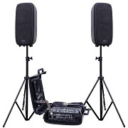 Rental - Acoustic sound amplification kit 100W