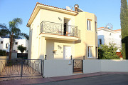 Two-storey villa is located in Protaras, a 5-minute walk from the sea with a sandy beach. Famagusta