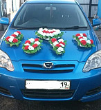 Wedding car rental Abakan