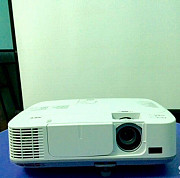 Projector for rent with screen
