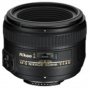AF-S Nikkor 50mm f / 1.4G rent (hire)