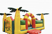 Inflatable trampoline rental Ryazan'