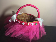 Baskets for a wedding contest