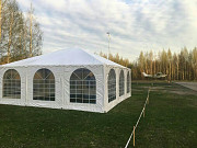 Rent a tent and equipment for events St. Petersburg