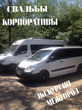Services of a passenger minibus with a driver in Syktyvkar
