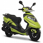 Rental scooter italika 125 Канкун