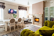 Exclusive apartment with a fireplace in the old town Vilnius