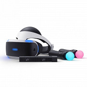PS4 VR glasses rental Novosibirsk