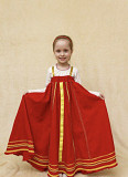Russian sundress for girls (rental) Ryazan'