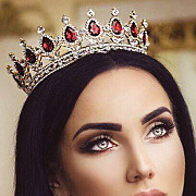Crown for rent / accessory / rental / tiara Moscow