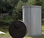 Rent of water tank, folding from 1 to 3, 1 m3 Moscow