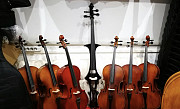 Bowed (Violin, Cello, Viola) for training Moscow