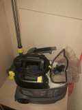 Steam cleaner and extraction vacuum cleaner for rent Moscow