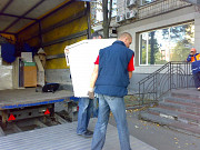 "Services movers and ""Gazelles"" in Miass. Moving and garbage collection"