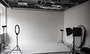 Rent a photo studio