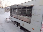 Kupava for rent with refrigeration equipment