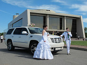 Cadillac Escalade 7 seats at the Wedding (my car)