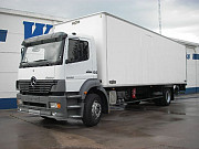 Mercedes for rent 5 tons van, awning