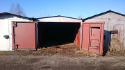 I will give for a long time a metal garage for rent 3m * 6m = 18m2.