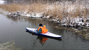 All-season kayak Svetlogorsk