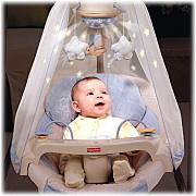 Swing Fisher Price Shining Stars
