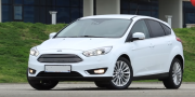 Rent Ford Focus 2019 Accp under the taxi