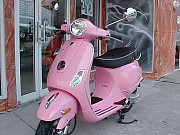 Hire rent of scooters, mopeds vespa, honda St. Petersburg