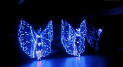 Hire, Rent of Light, LED suits Moscow