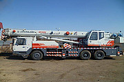 We provide services of truck crane Zoomlion, g / n 30 t.